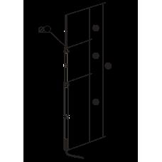 96224005 (62.4 WVM) Молниеприемник из метала с токоотводом высокого напряжения