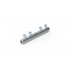 90710101 (7.1 R) Продольный зажим прута токоотвода диаметром 6 - 10 мм