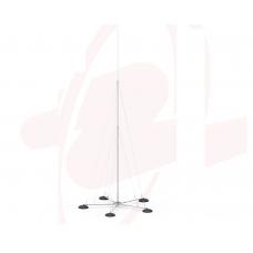 96531005 (65.10) МОЛНИЕПРИЕМНИК С БЕТОННЫМ ОСНОВАНИЕМ