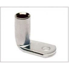 Угловые кабельные наконечники медные луженые K90R 10