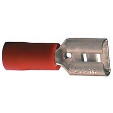 Коннекторные наконечники с изоляцией тип NI (мама) 2.8