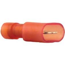 Коннекторные наконечники с полной изоляцией тип тип WCI (папа) 6.3