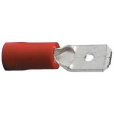 Коннекторные наконечники с изоляцией тип WI (папа) 2.8