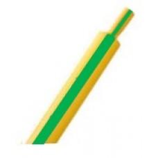 Желто-зеленая термоусадочная трубка